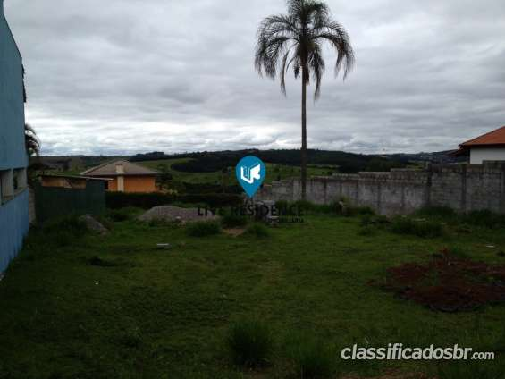 Terreno condomínio fechado em itatiba