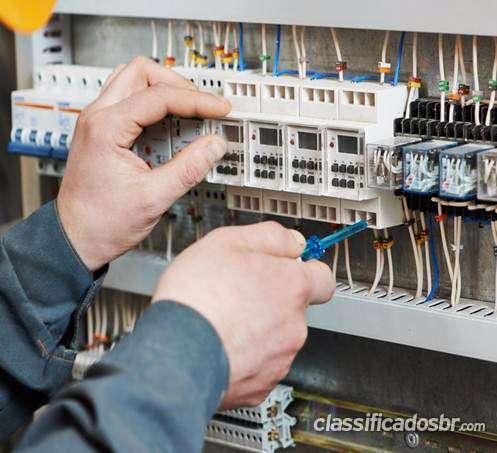 Eletricista industrial sorocaba