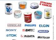 Distribuidora de mídias de Mogi e Região - Atacado e Varejo