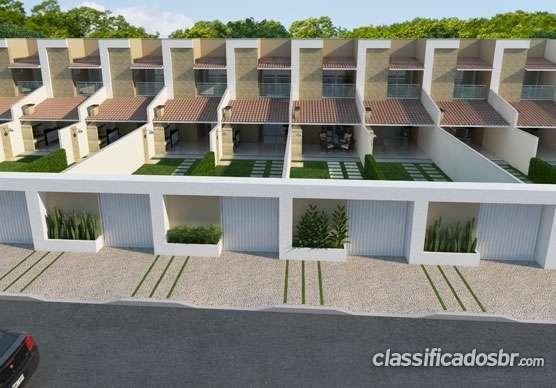 Consorcio de casas planas e apartamentos