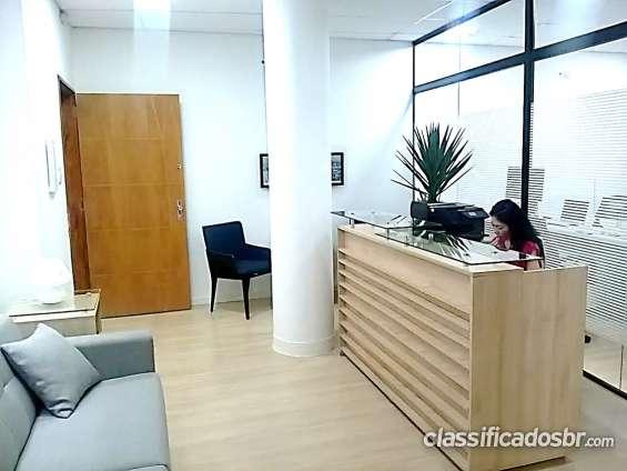 Endereço comercial em são paulo – escritório alto padrão – por apenas r$ 149,00 por mês.