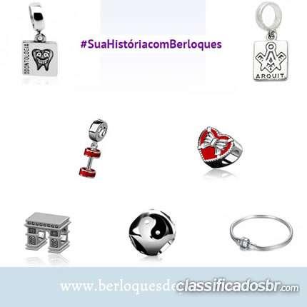 Berloques de prata | berloques de prata 925 | comprar berloques