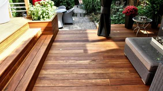 Deck assoalhos pisos de madeira são paulo zona norte