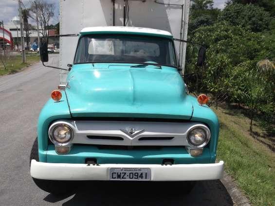 Ford f-600 v8 original