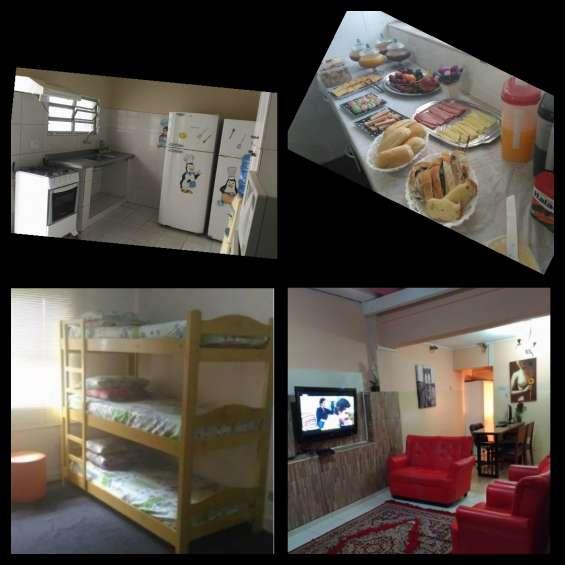 Fotos de Hostel socialmente democrático no centro de são paulo 2