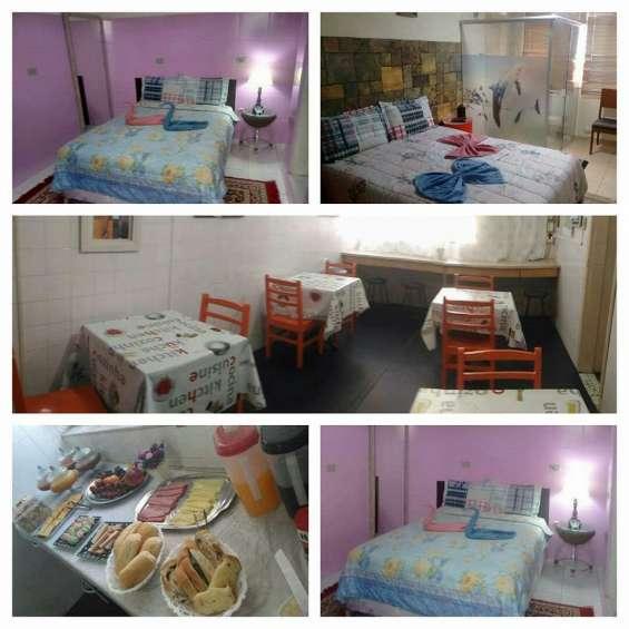 Fotos de Suítes em hostel com preço acessível em são paulo 1