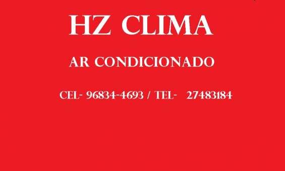Serviços rápidos de manutenção e instalação de ar condicionado