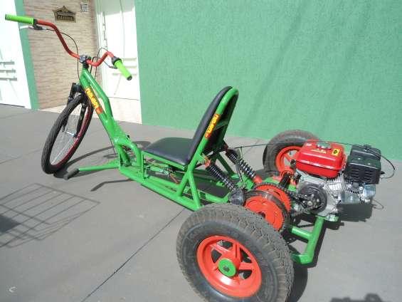 Triciculo com motor 7hp