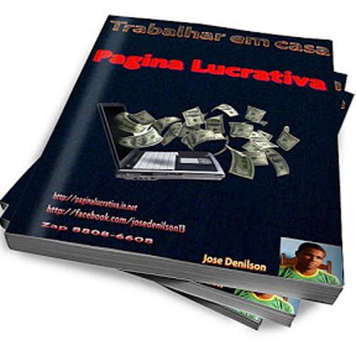 Pagina lucrativa real sistema de trabalho na internet
