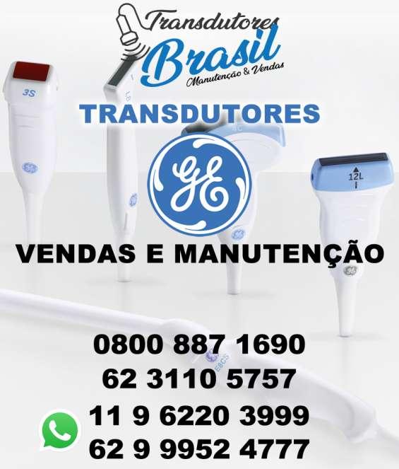 Transdutores ge vendas e manutenção todo o brasil