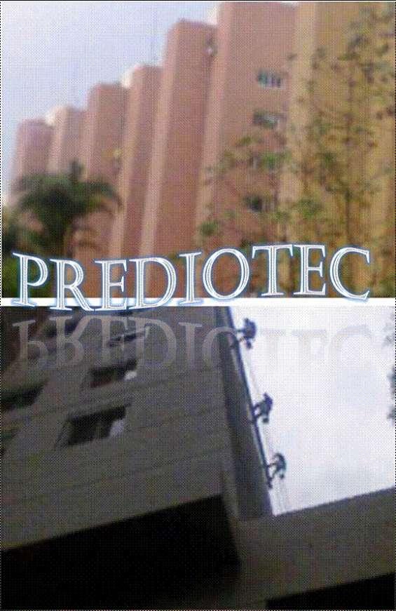 Pintura predial e fachadas, tratamento de concreto, cerâmica, acabamento interno e externo