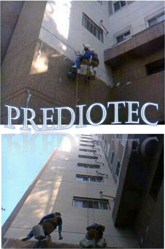 Fotos de Pintura predial e fachadas, tratamento de concreto, cerâmica, acabamento interno 3