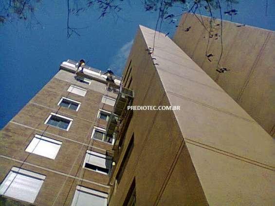 Fotos de Pintura predial e fachadas, tratamento de concreto, cerâmica, acabamento interno 2