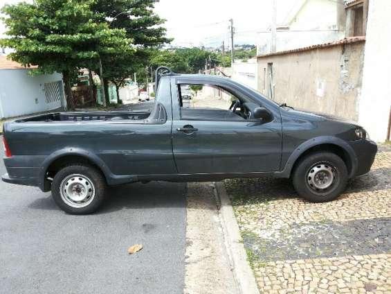 Fiat strada 2011 1.4 flex direção hidráulica único dono