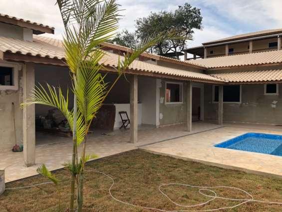 Chácara 1000m² 3 dormitorios c/ area lazer completa dona catarina | mairinque -sp