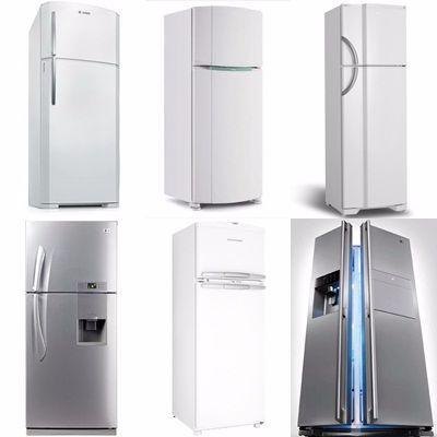 100% refrigeração conserto de geladeira e etc...