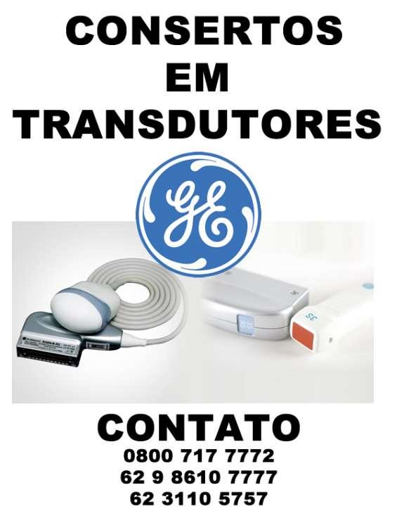 Transdutores ge vendas e manutencao