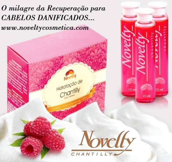 Chantilly capilar novelty