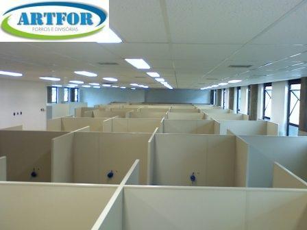 Fotos de Divisórias para call center, divisão ambientes para call center, locação divisór 6