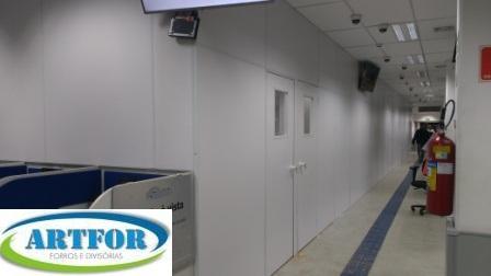 Fotos de Divisórias para call center, divisão ambientes para call center, locação divisór 7