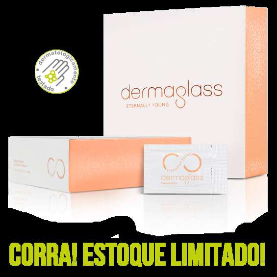 Dermaglass produto novo