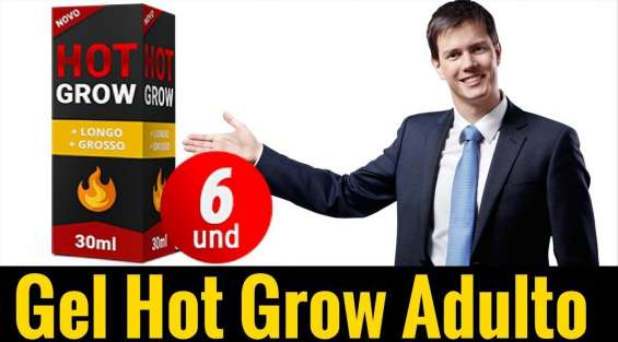 Fotos de Gel hot grow adulto crescimento peniano 3