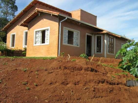 Fotos de Construções com tijolos ecológicos 5