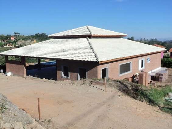 Fotos de Construções com tijolos ecológicos 4