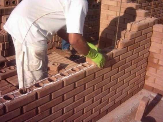 Fotos de Construções com tijolos ecológicos 3