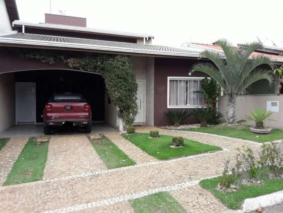 Casa condomínio fechado região de campinas