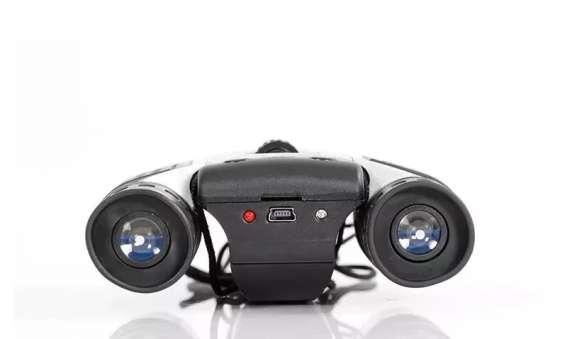 Fotos de Binóculos espião com câmera digital - filma e fotografa 2