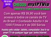 Canais de TV, Filmes e Séries por R$ 39,90 - Teste Grátis