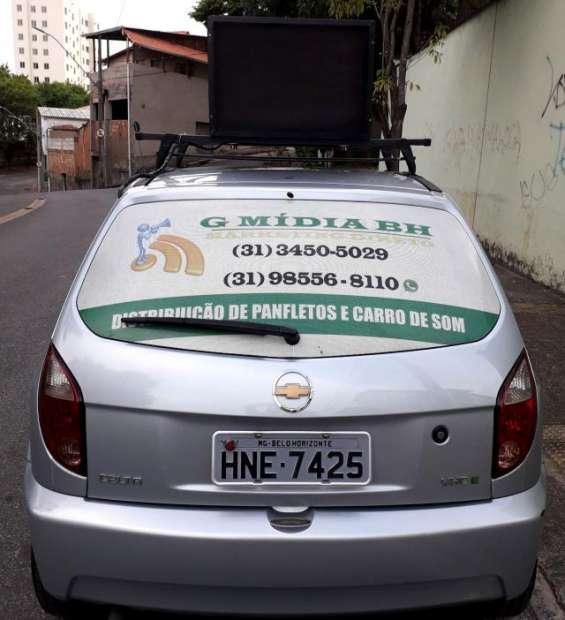 Fotos de Propaganda carro de som - propaganda volante - bh 2